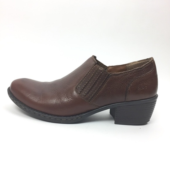 6382e271b0aa Born Shoes - Born Concepts Leather Ankle Booties